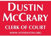 Attorney Dustin McCrary Announces Candidacy for Clerk of Superior Court